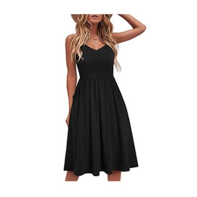YATHON Cotton Summer Dress