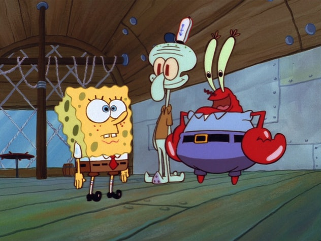 SpongeBob SquarePants is one of Nickelodeon's most popular properties.