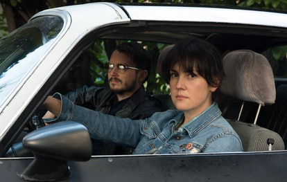 A still from I Don't Feel At Home In This World Anymore