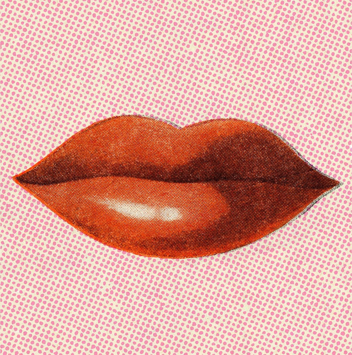 lips illustration