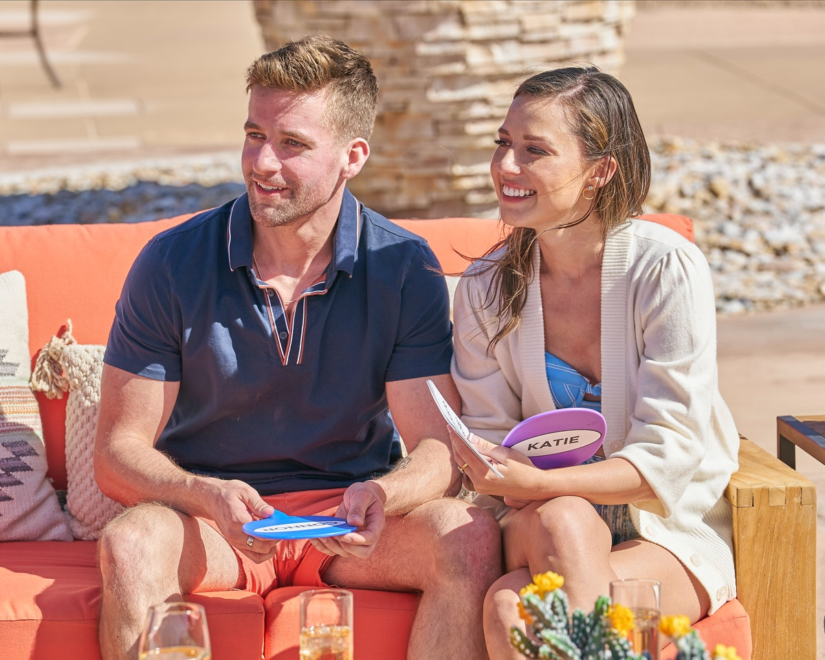 Connor and Katie on Season 17 of 'The Bachelorette' on ABC