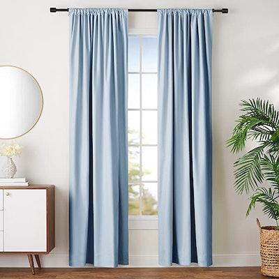Amazon Basics Blackout Window Curtains