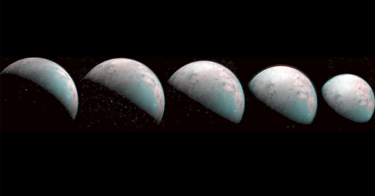 Is Jupiter's moon Ganymede habitable? Scientists make a vital discovery - Inverse