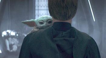 Luke Skywalker Grogu Mandalorian deepfake Season 3