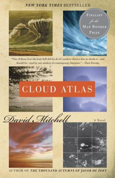'Cloud Atlas' by David Mitchell