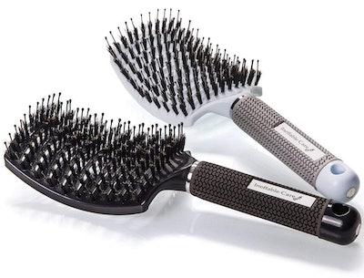 The Ineffable Boar Bristle Hair Brush Set