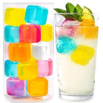 EFIWASI Reusable Ice Cubes (30-Pack)