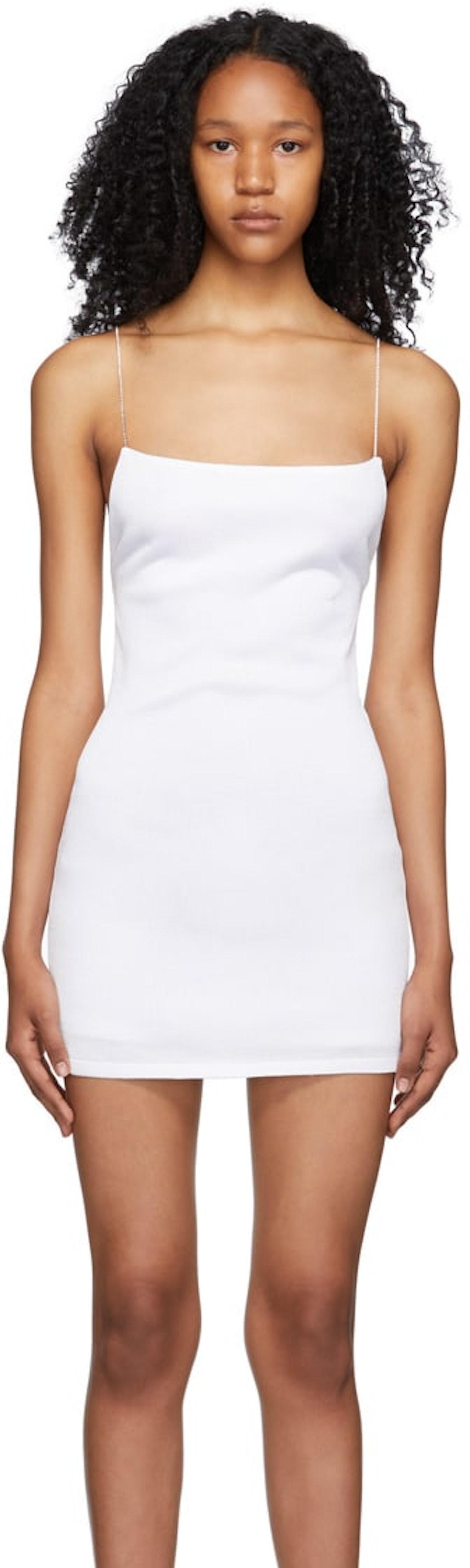 White Hira Dress from GAUGE81.