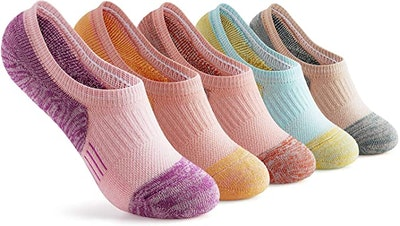 Gonii No Show Ankle Socks (5-8 Pairs)
