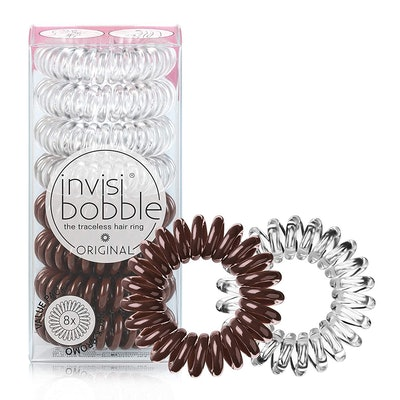 Invisibobble Traceless Spiral Hair Ties (Pack of 8)