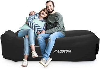 LUDTOM Inflatable Lounger