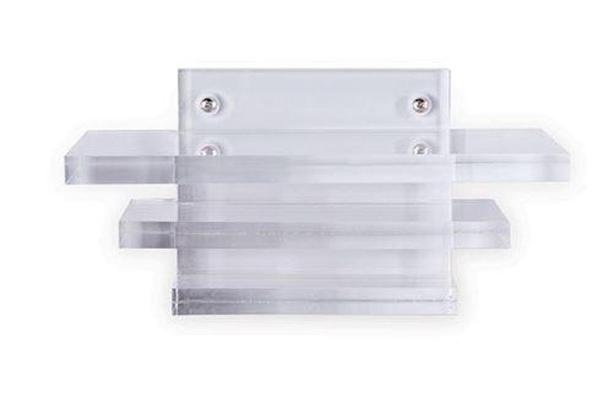 Deco Sq Lucite Shelf