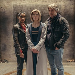 'Doctor Who' Poster