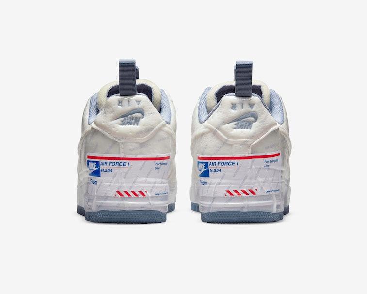 Nike USPS Air Force 1 AF1 sneakers shoes