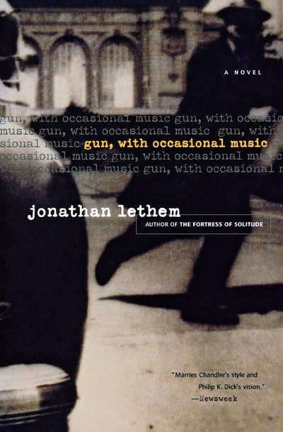 'Gun, with Occasional Music' by Jonathan Lethem