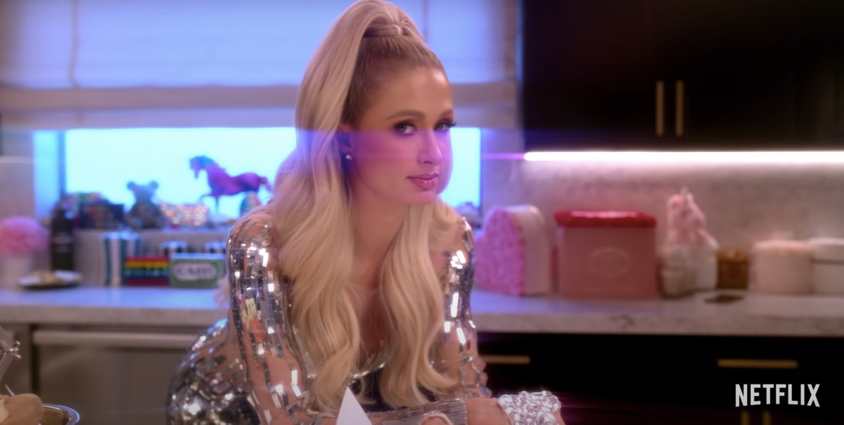 Paris Hilton Pregnant Netflix Cooking Show Kim Kardashian