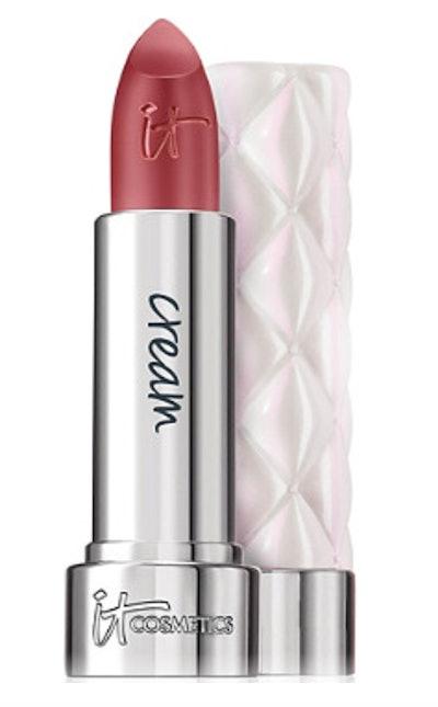 IT Cosmetics Pillow Lips Cream Lipstick In Wistful Cream