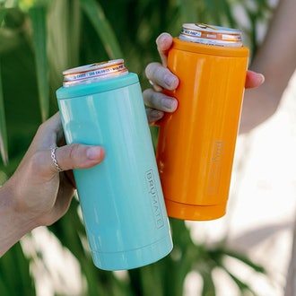 BrüMate Stainless Steel Insulated Can Cooler