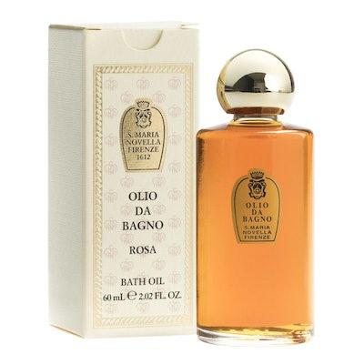 Santa Maria Rosa Bath Oil