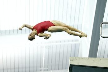 Laura Wilkinson diver