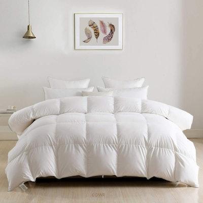 DWR Egyptian Bedding Goose Down Comforter