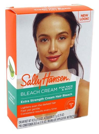 Sally Hansen Extra Strength Cream Hair Bleach