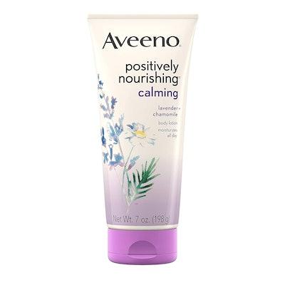 Aveeno Positively Nourishing Calming Body Lotion (7 Oz)