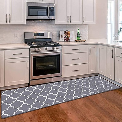 WiseLife Cushioned Anti-Fatigue Kitchen Rug