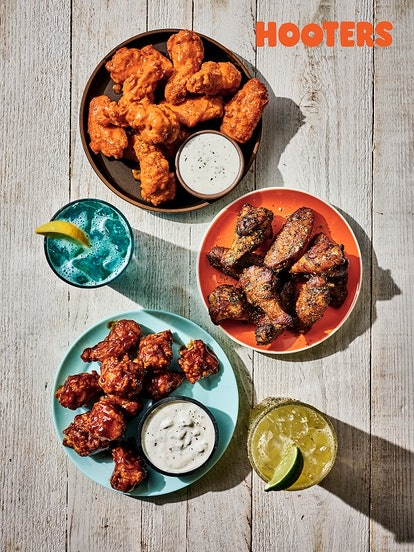 Here's where to go for National Chicken Wing Day 2021.
