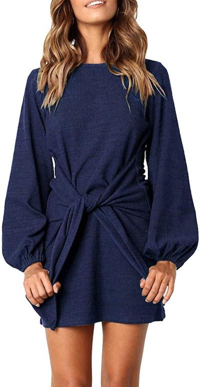R.Vivimos Knit Sweater Dress