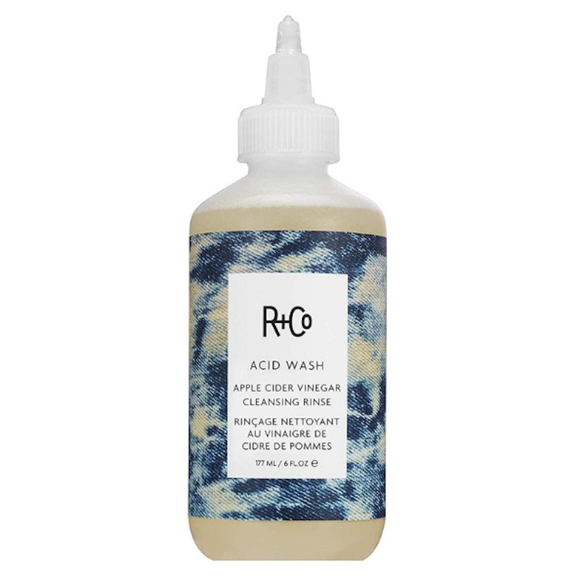 R+Co Acid Wash Apple Cider Vinegar Cleansing Rinse