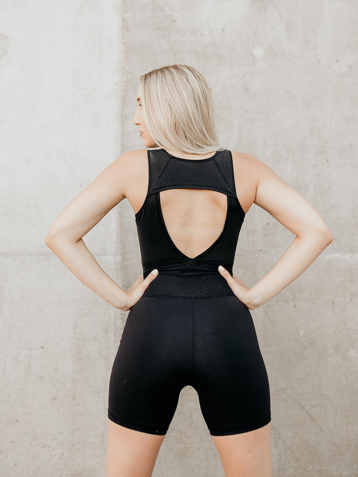 Solely Fit cutout bodysuit