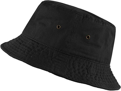 The Hat Depot Cotton Bucket Hat