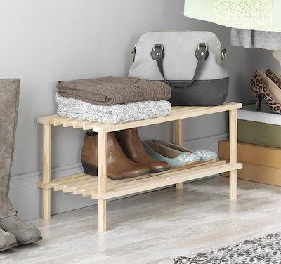 Whitmor Wood Household Shelves