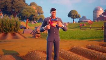 fortnite season 7 superman
