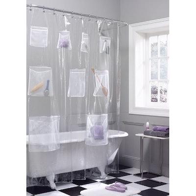 Maytex Pocket Shower Curtain