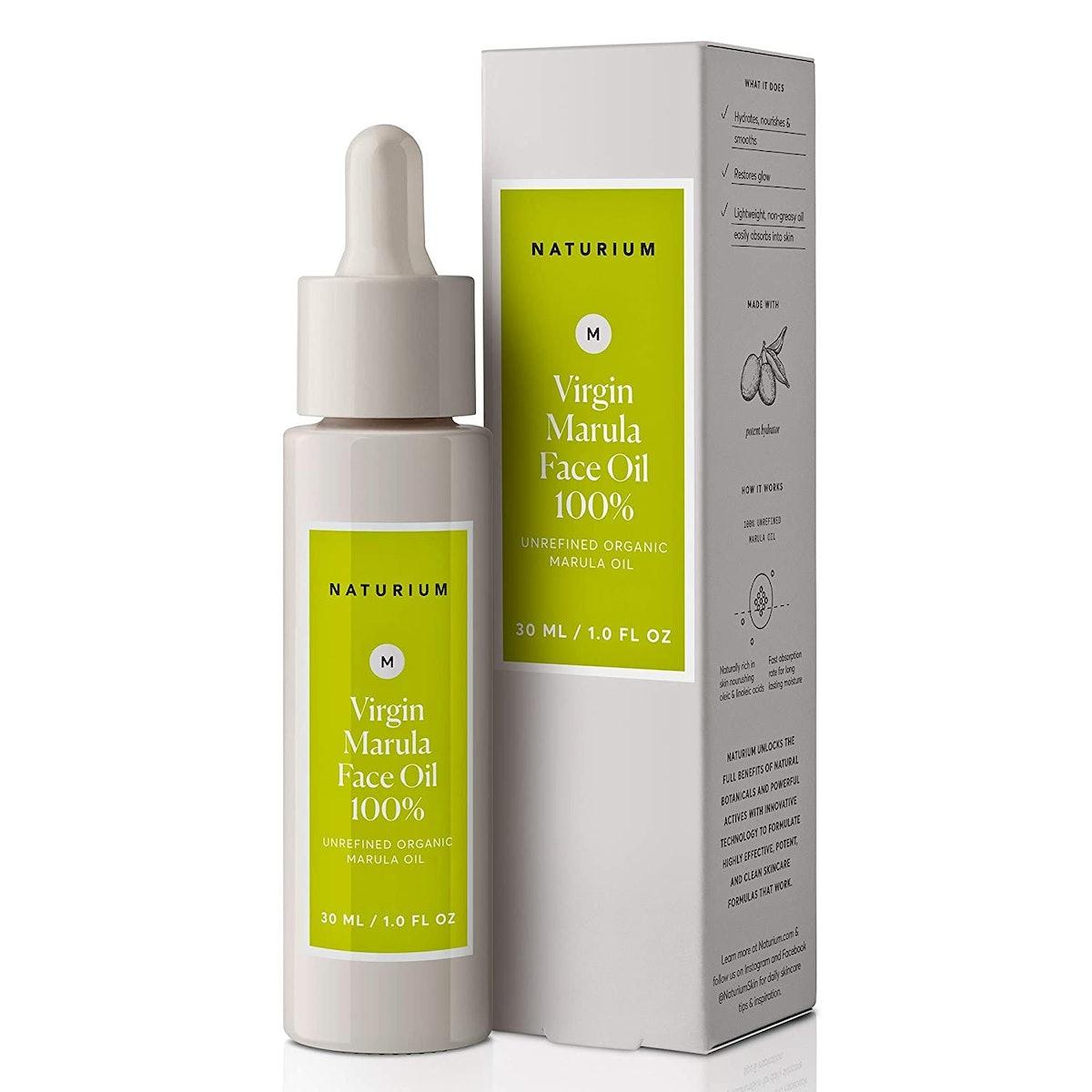 Naturium Virgin Marula Face Oil