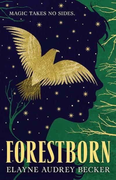 'Forestborn' by Elayne Audrey Becker