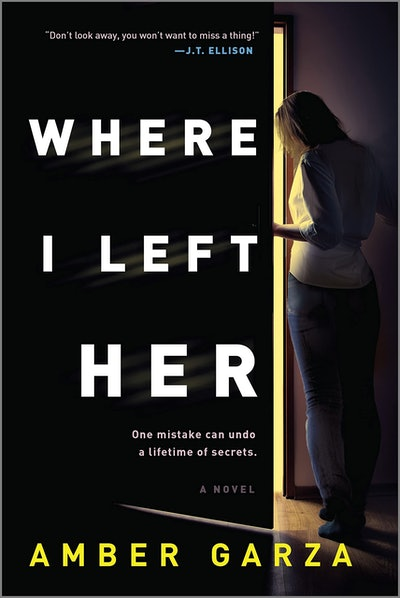 'Where I Left Her' by Amber Garza