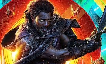 Heimdall Thor: Ragnarok poster