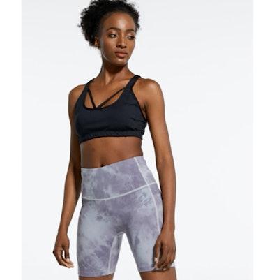 BALEAF Women's High Waist Biker Shorts