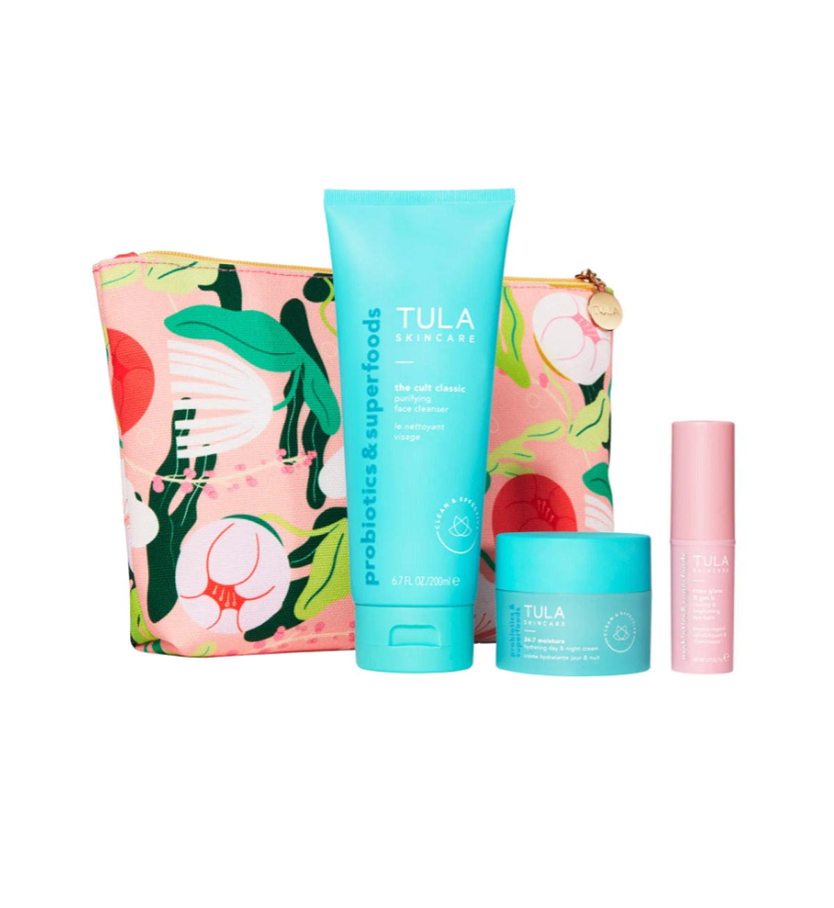 Tula Skincare The Cult Classic Cleanser Set