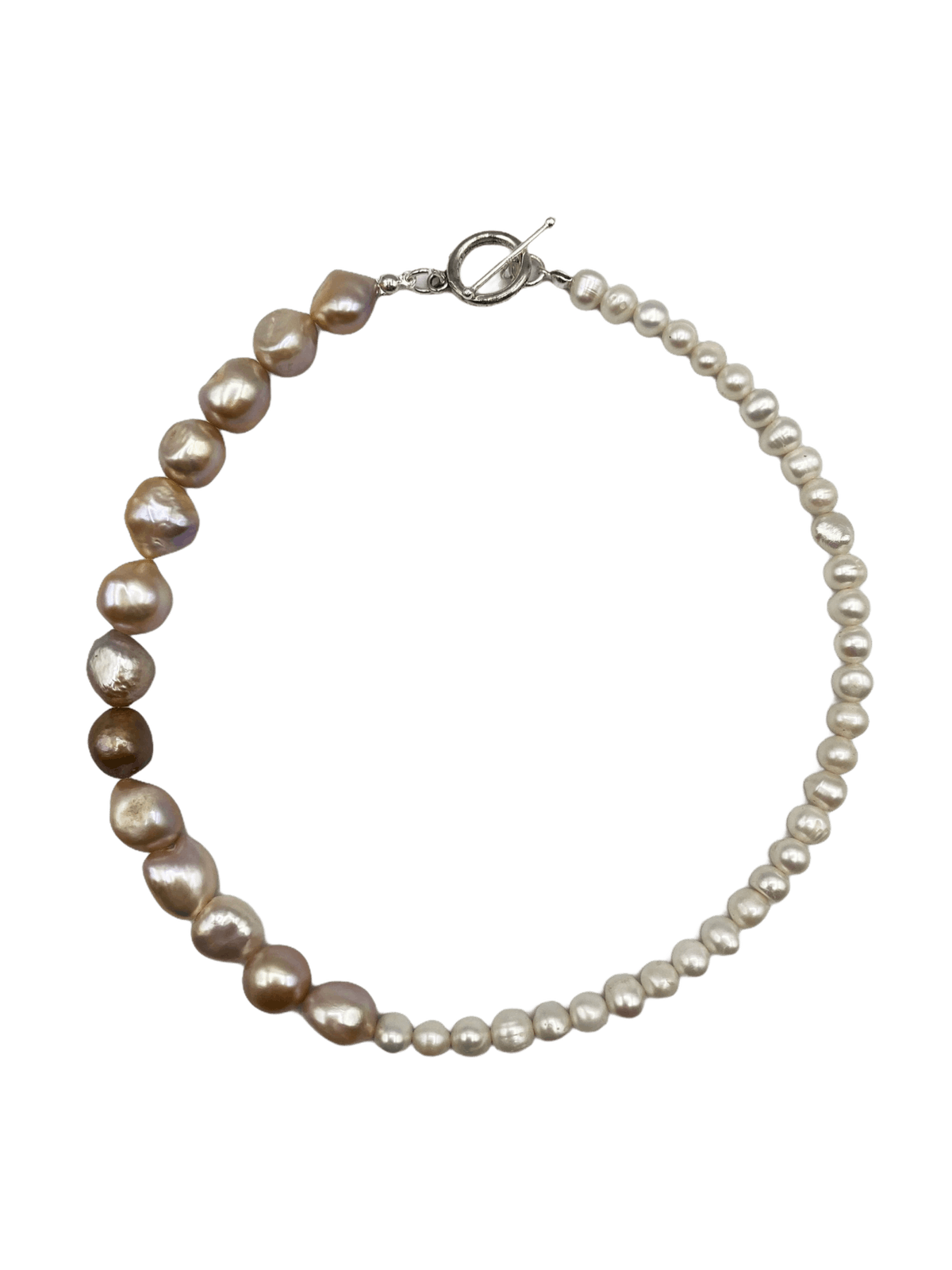 Mudd Pearl beaded necklace