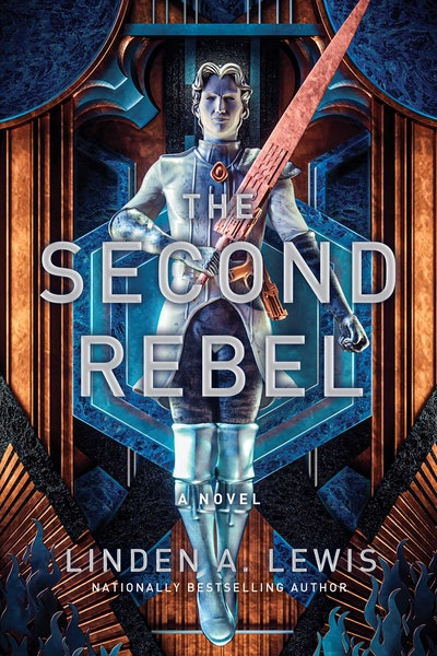 'The Second Rebel' by Linden A. Lewis