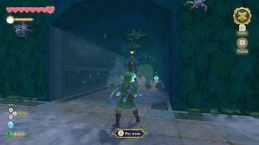 skyward sword hd deku baba