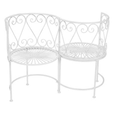Mariposa Duo Seater Bench