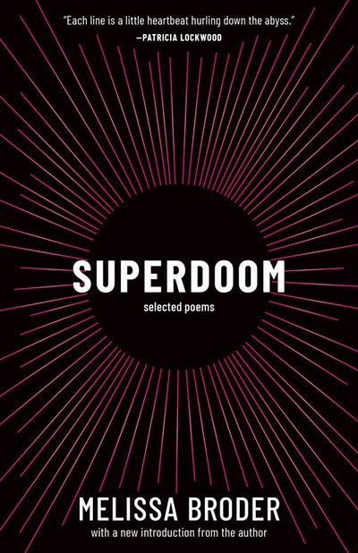 'Superdoom' by Melissa Broder