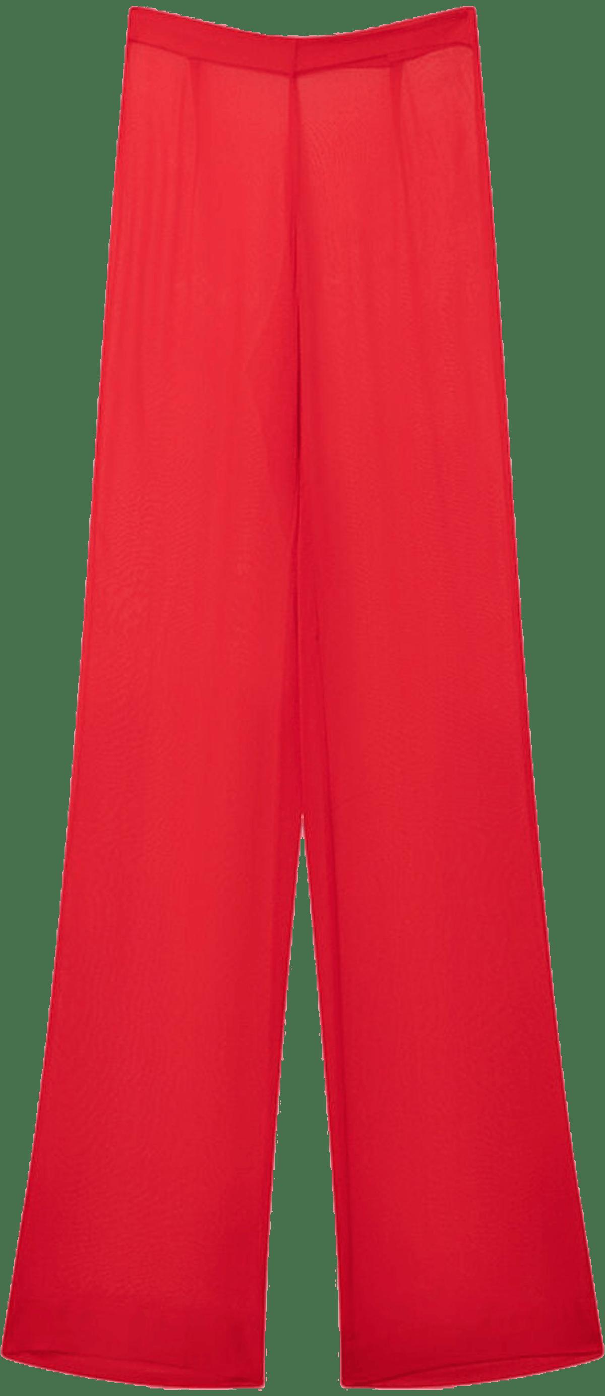 Chiffon Pants