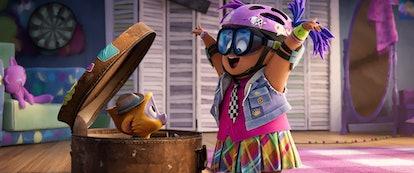 Lin-Manuel Miranda stars in Netflix's 'Vivo.'