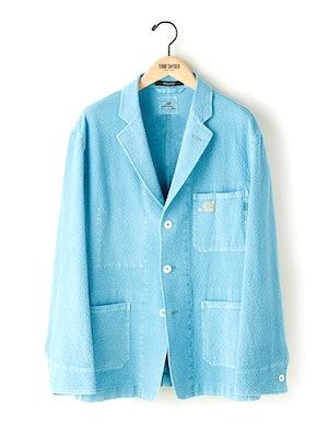 Todd Snyder New Balance Seersucker Jacket